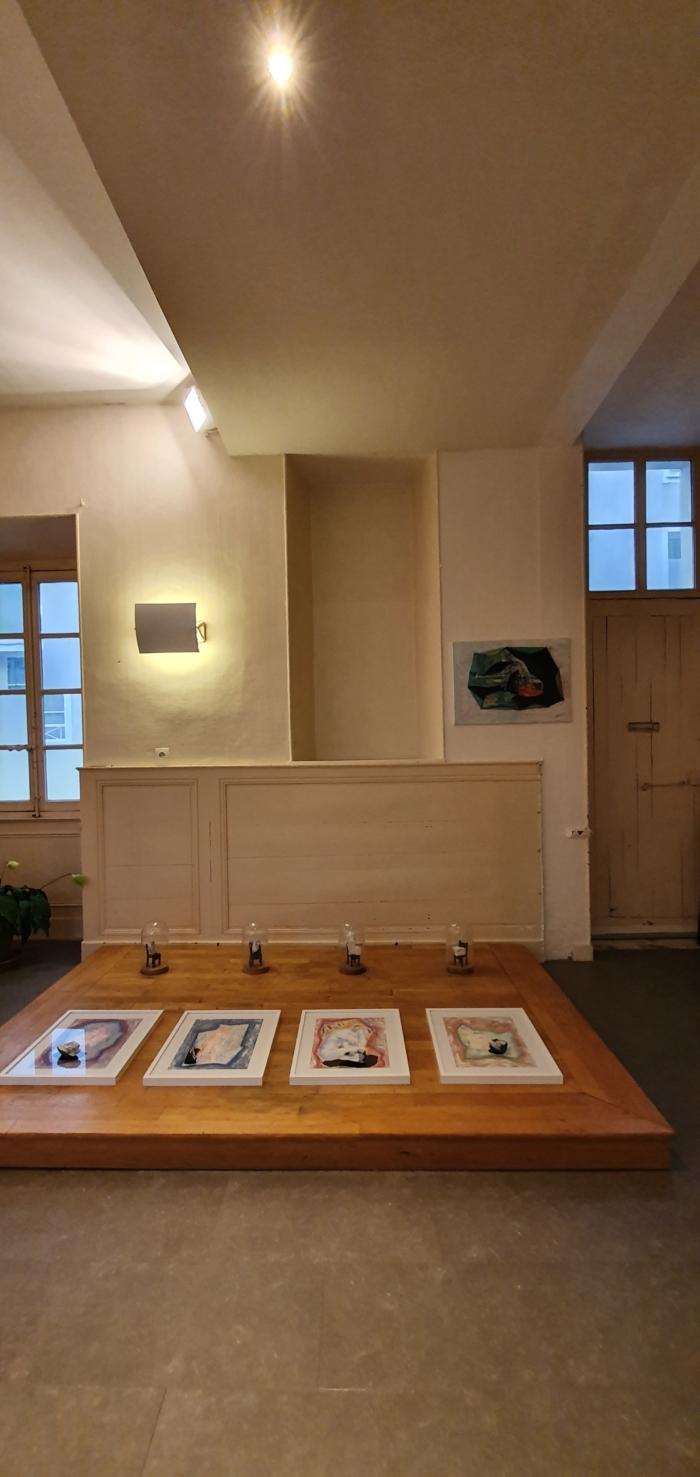 «Exodus, Exile», Centre Œcuménique et Artistique, Chartres, 2019